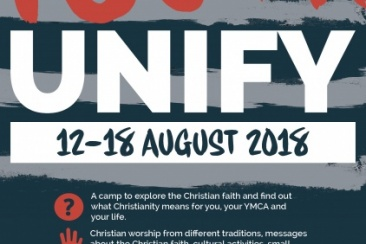 Youth Unify 2018, Lublin, Poland 12-18 August